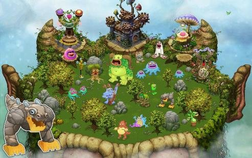 App: My Singing Monsters